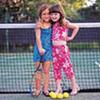 Теннис. Играем с удовольствием