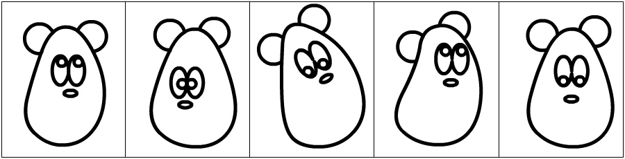 Картинки осьминожки для детей
